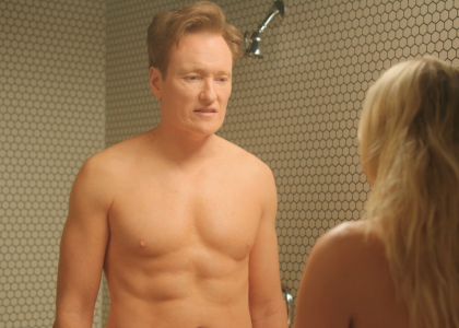 Chelsea & Conan Shower